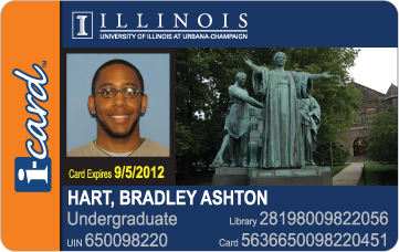 Post 2007 ID Card