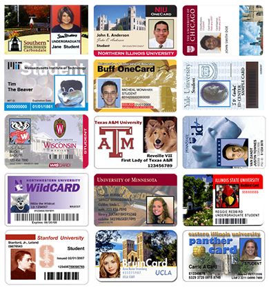 ID Card Gallery